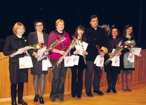 Lituaniści – najlepsi nauczyciele języka państwowego  (fot. Paweł Stefanowicz)