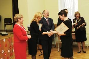 Dyplomy uznania – podzięka za społeczny trud (fot. Paweł Stefanowicz)